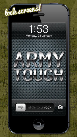 Military Camouflage Wallpapers Themes Army Backgrounds on the App 320x568