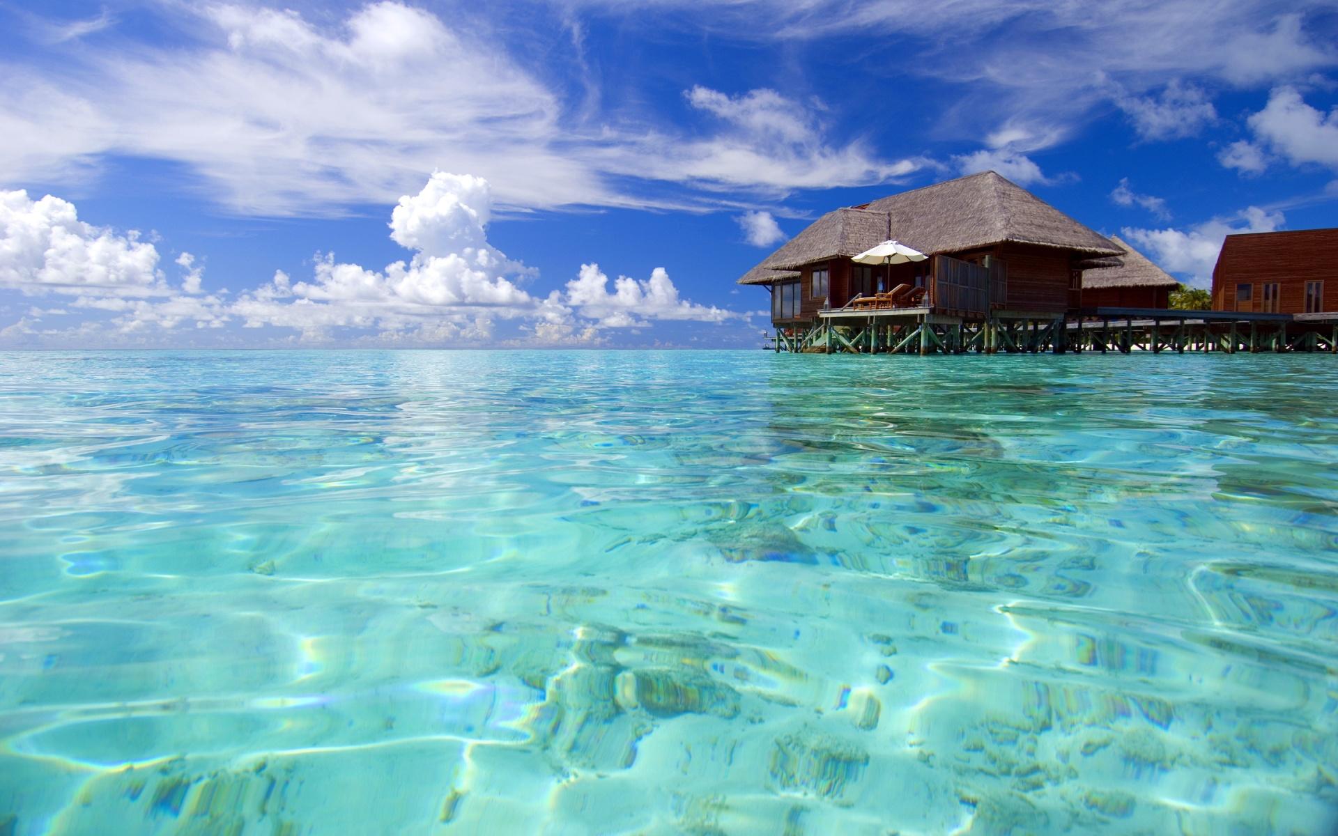 Maldives Wallpapers for Desktop - WallpaperSafari