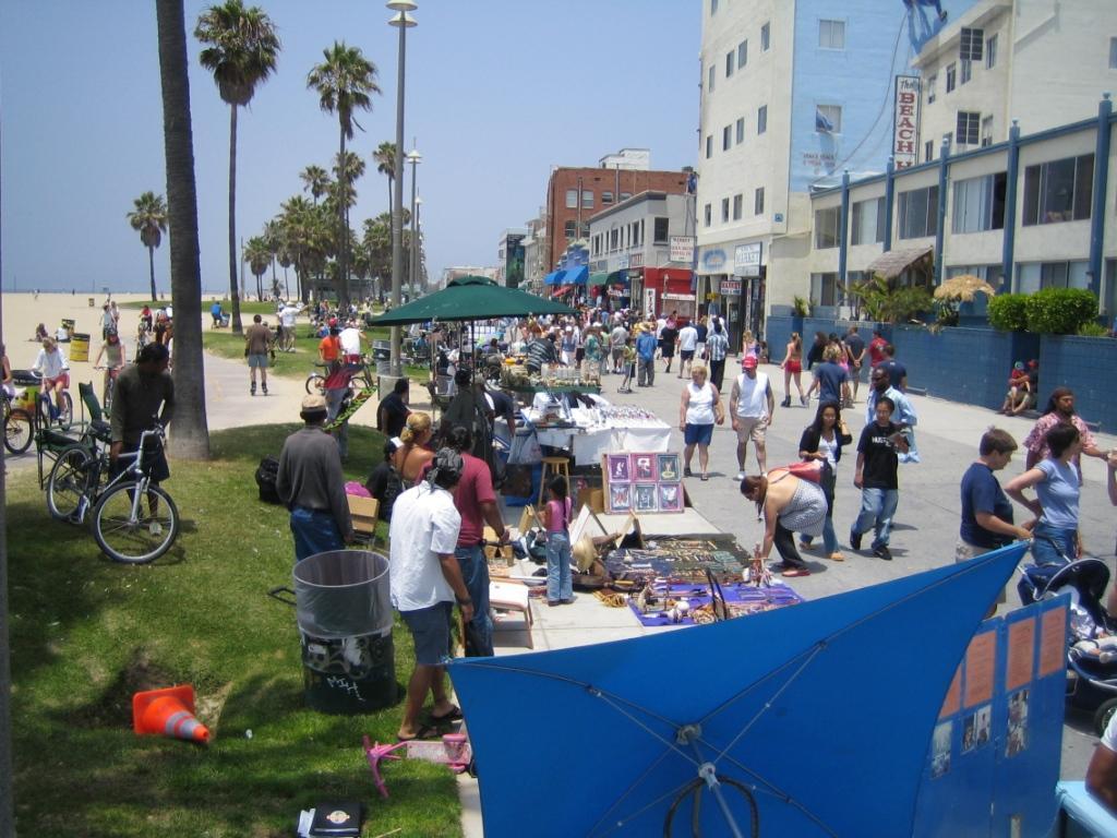 la griccia Venice Beach 1024x768