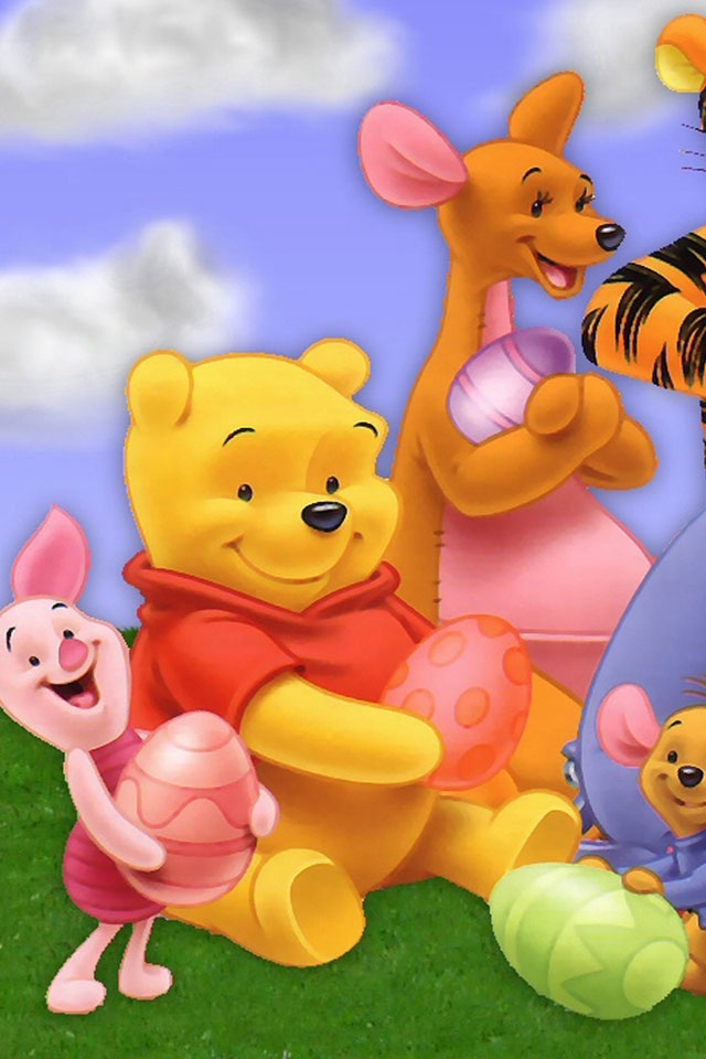 Disney Cartoon Iphone 4 Wallpapers 640x960 Hd Apple Iphone 640x960