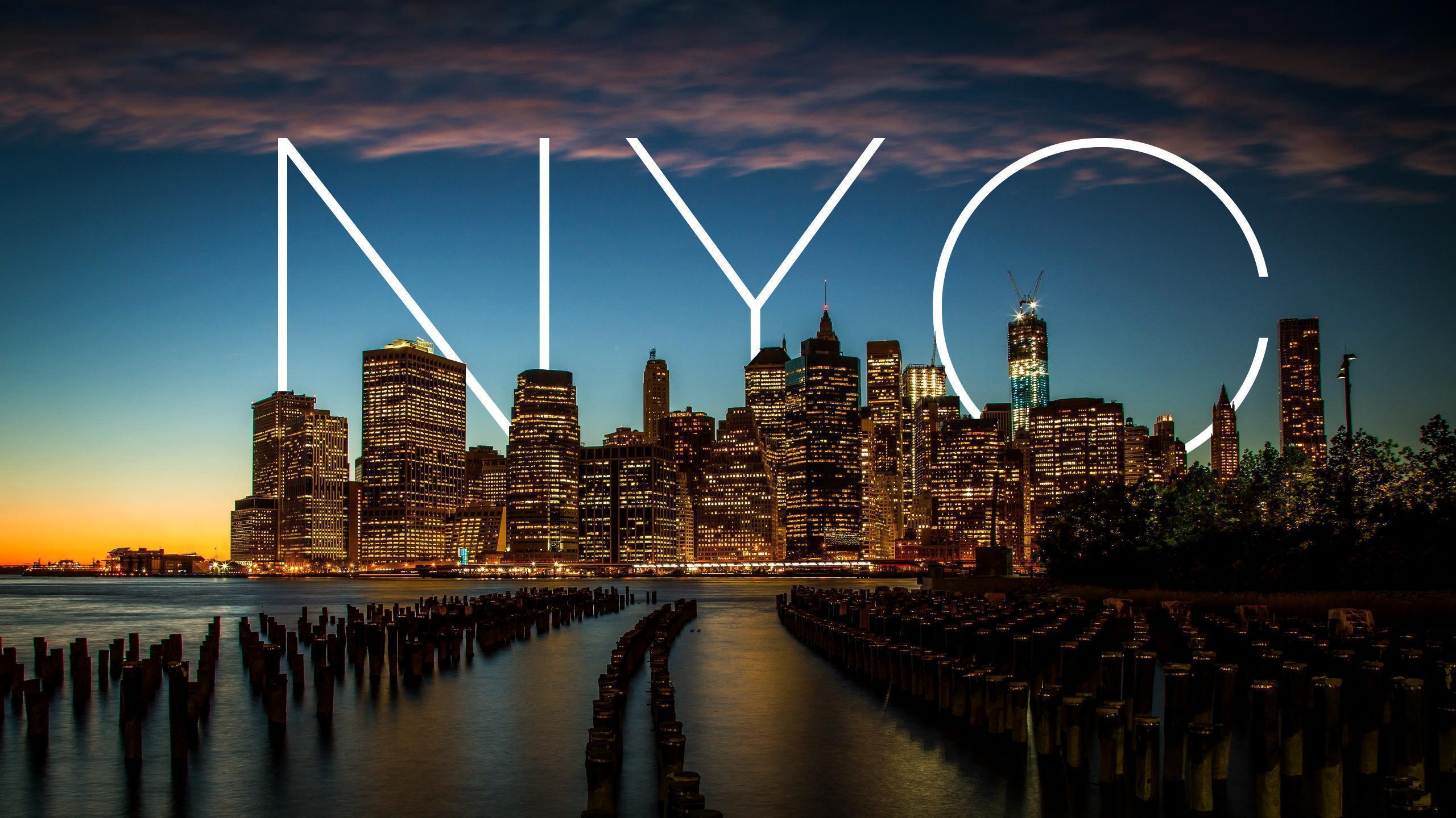 Wallpapers New York City 2560x1440