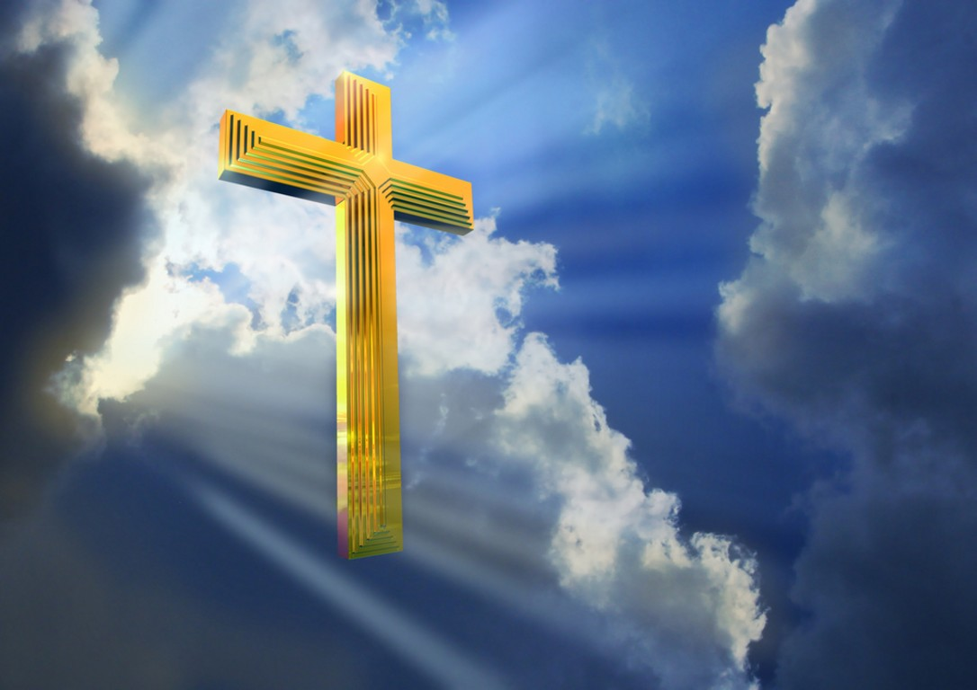 Cross and Sky Backgrounds wallpaper Cross and Sky Backgrounds hd 1086x768