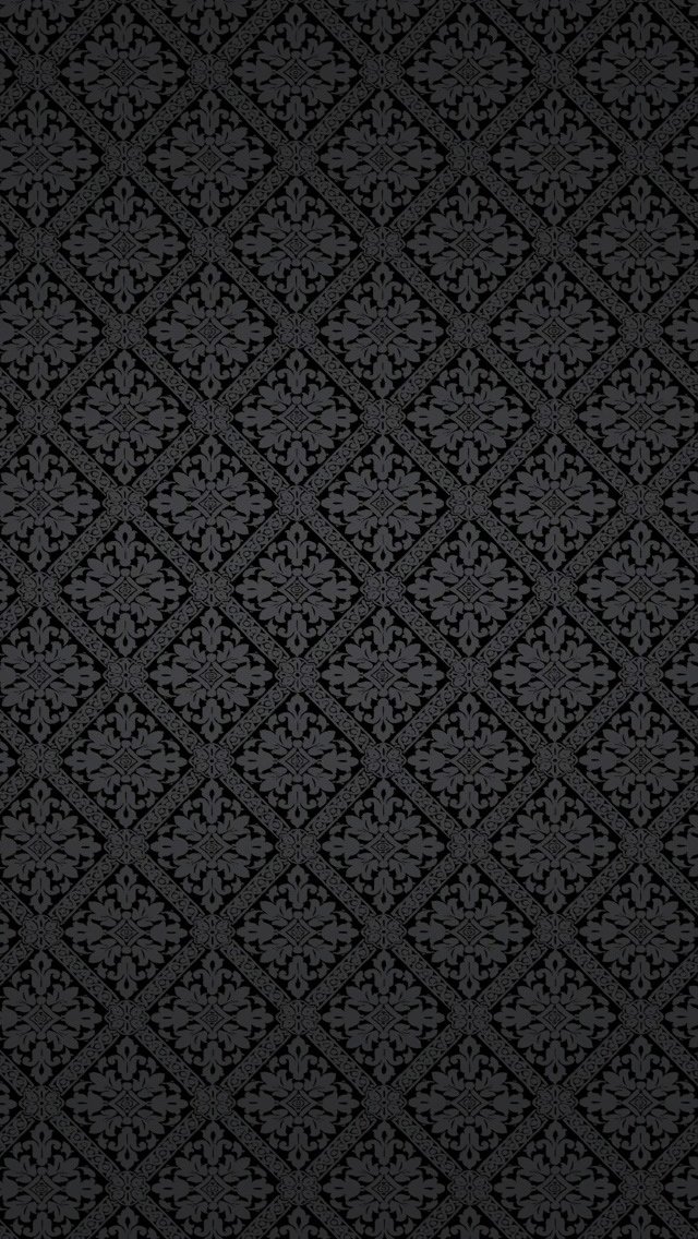 Black And White Pattern iPhone 5s Wallpaper Download iPhone 640x1136