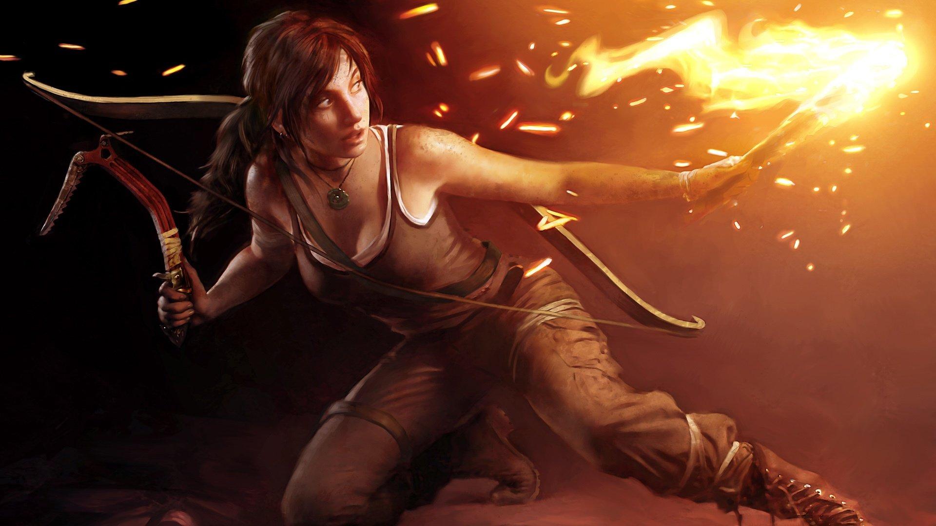 Tomb Raider 4K Wallpaper