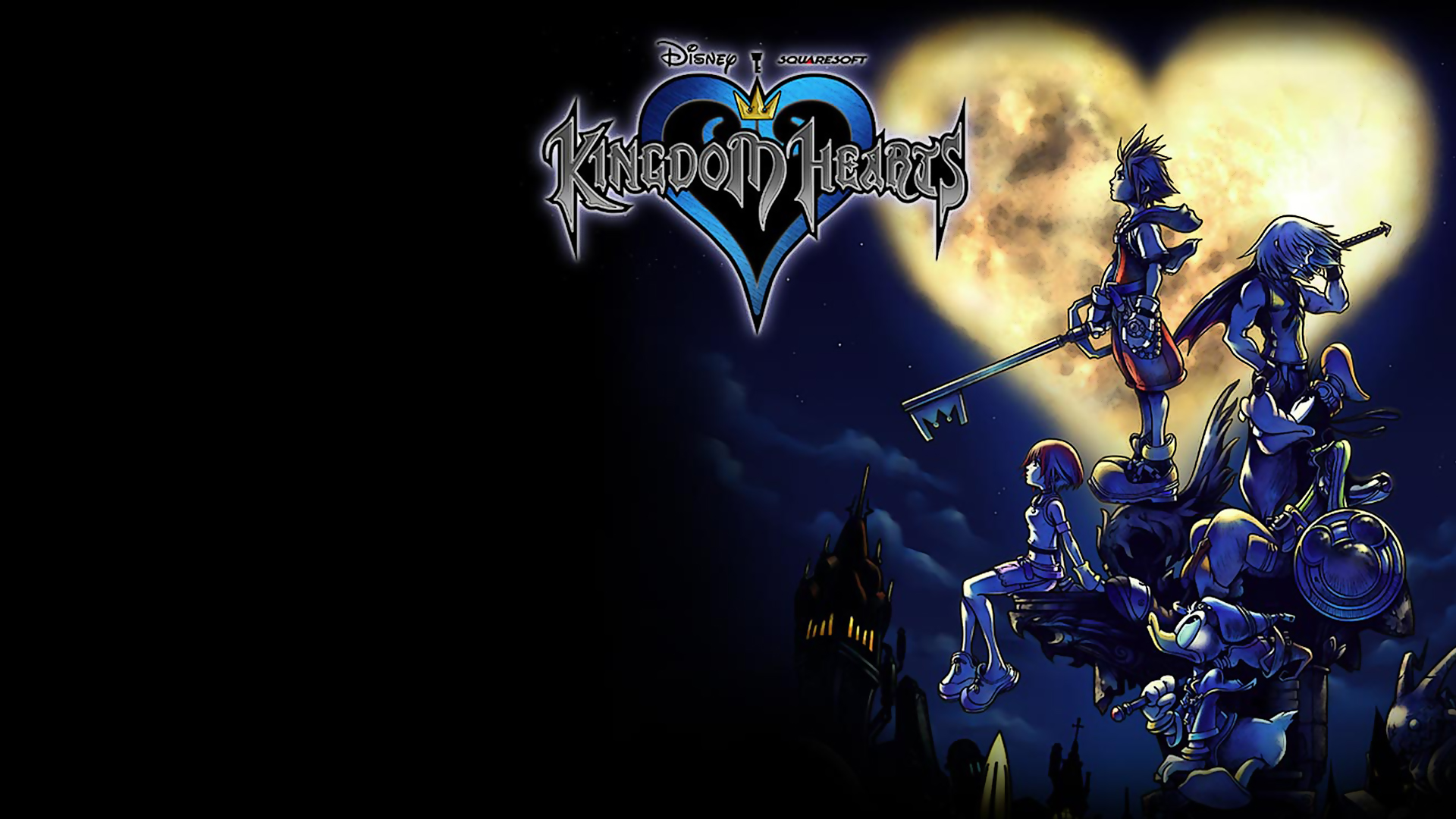 Kingdom Hearts Wallpaper 1920x1080 Kingdom Hearts 1920x1080