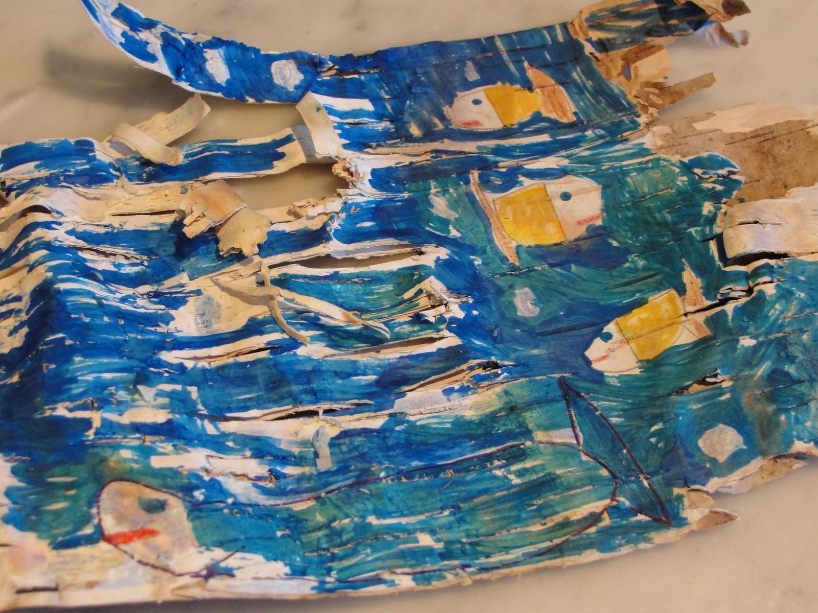 Birchbark paper craft 1600x1200