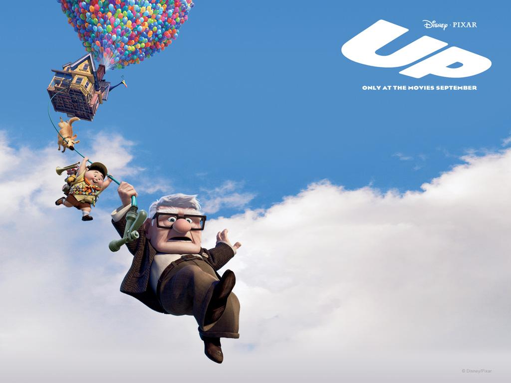 Up Wallpaper Pixar Jessica Alba Hd Iphone 1024x768