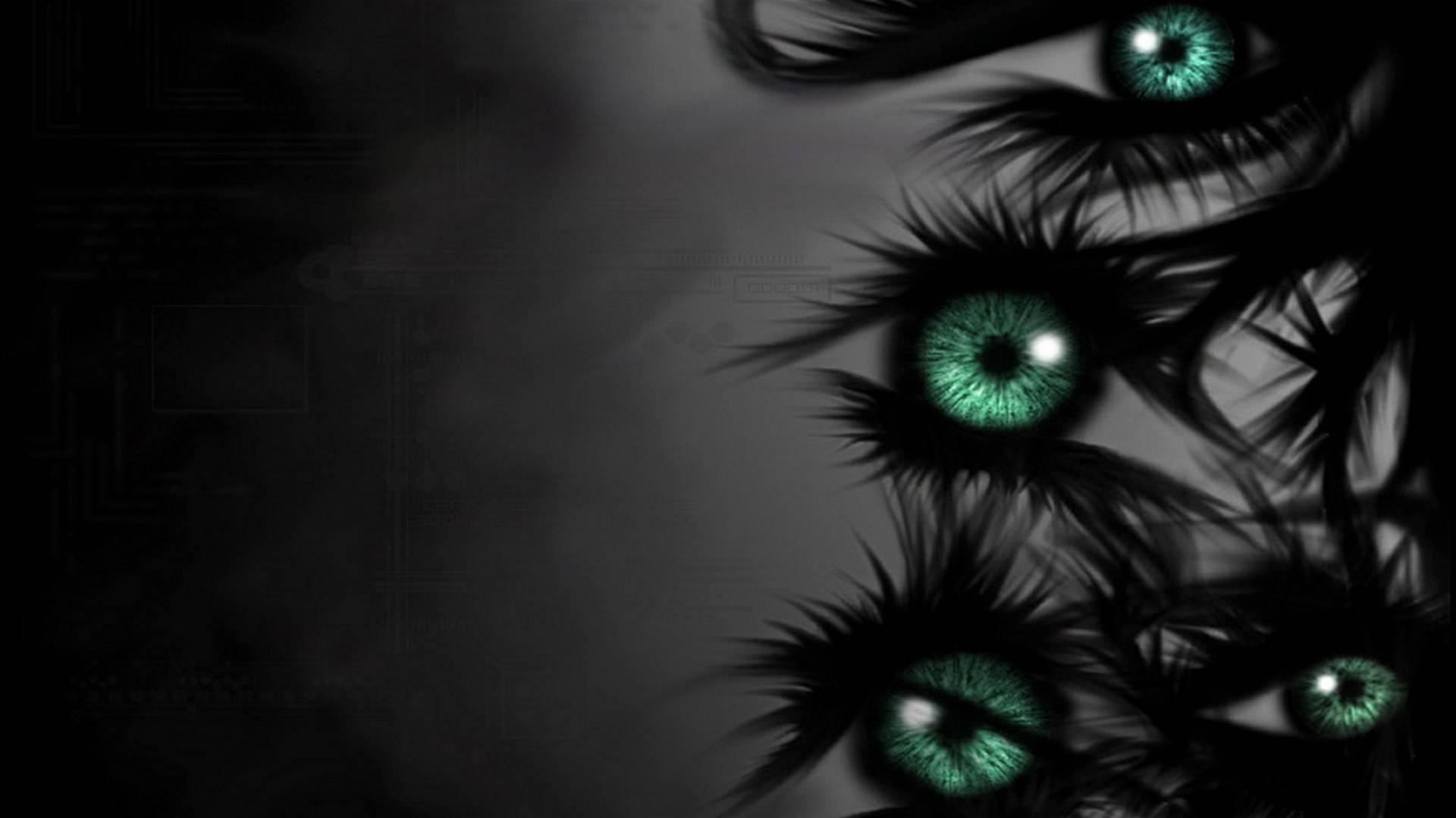 Eyes Dark 19201080 Wallpaper 1714306 1920x1080