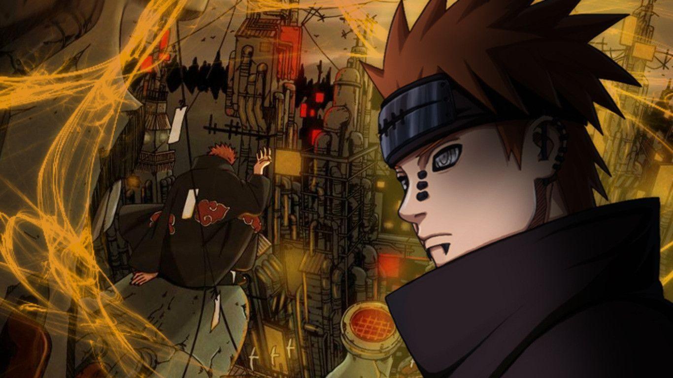 Naruto Pain Wallpapers 1366x768