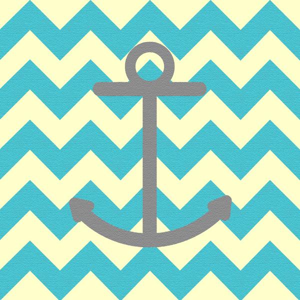 Chevron anchor wallpapers