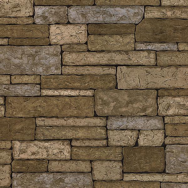 4960703Bristol Brick Brick Texture Wallpaper contemporary wallpaper 600x600