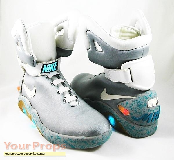 Nike Shoes From Back To The Future 2 HD Walls Find Wallpapers 600x551