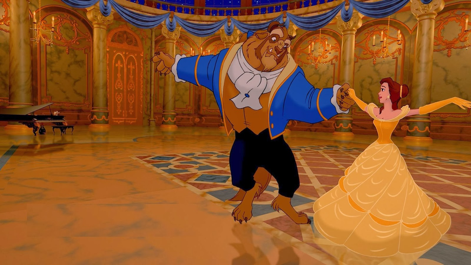 Download Beauty And Beast: Beast Wallpapers HD