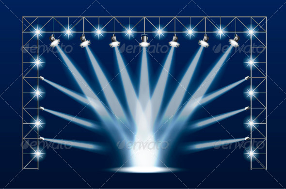 Concert Stage Backgrounds Concert stage   backgrounds 590x390