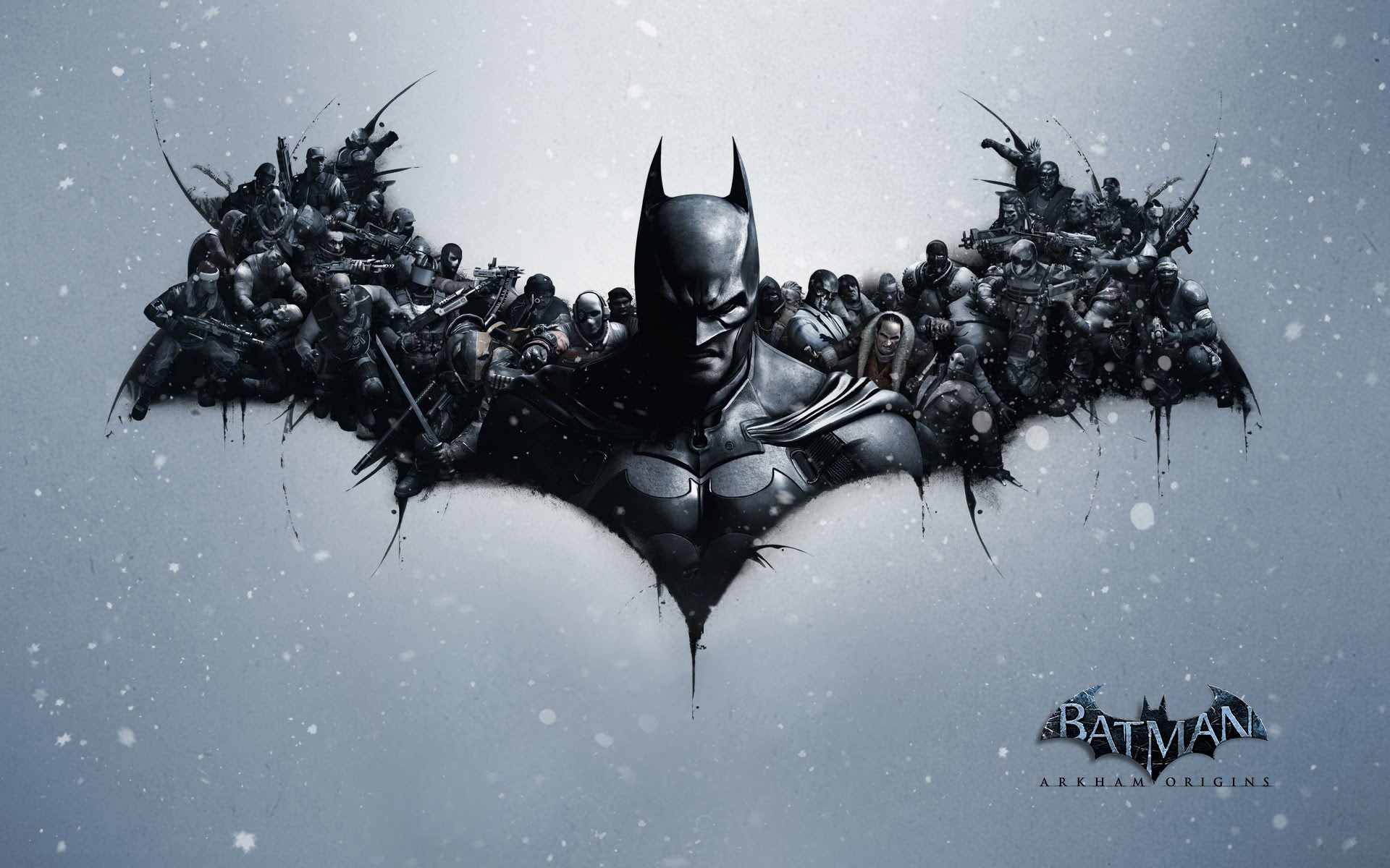 Batman Arkham Origins Video Game Wallpapers HD Wallpapers 1920x1200