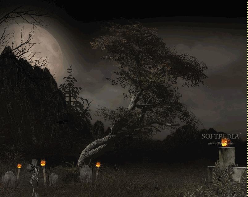 Animated Halloween Wallpaper Wallpaper Animated 803x637
