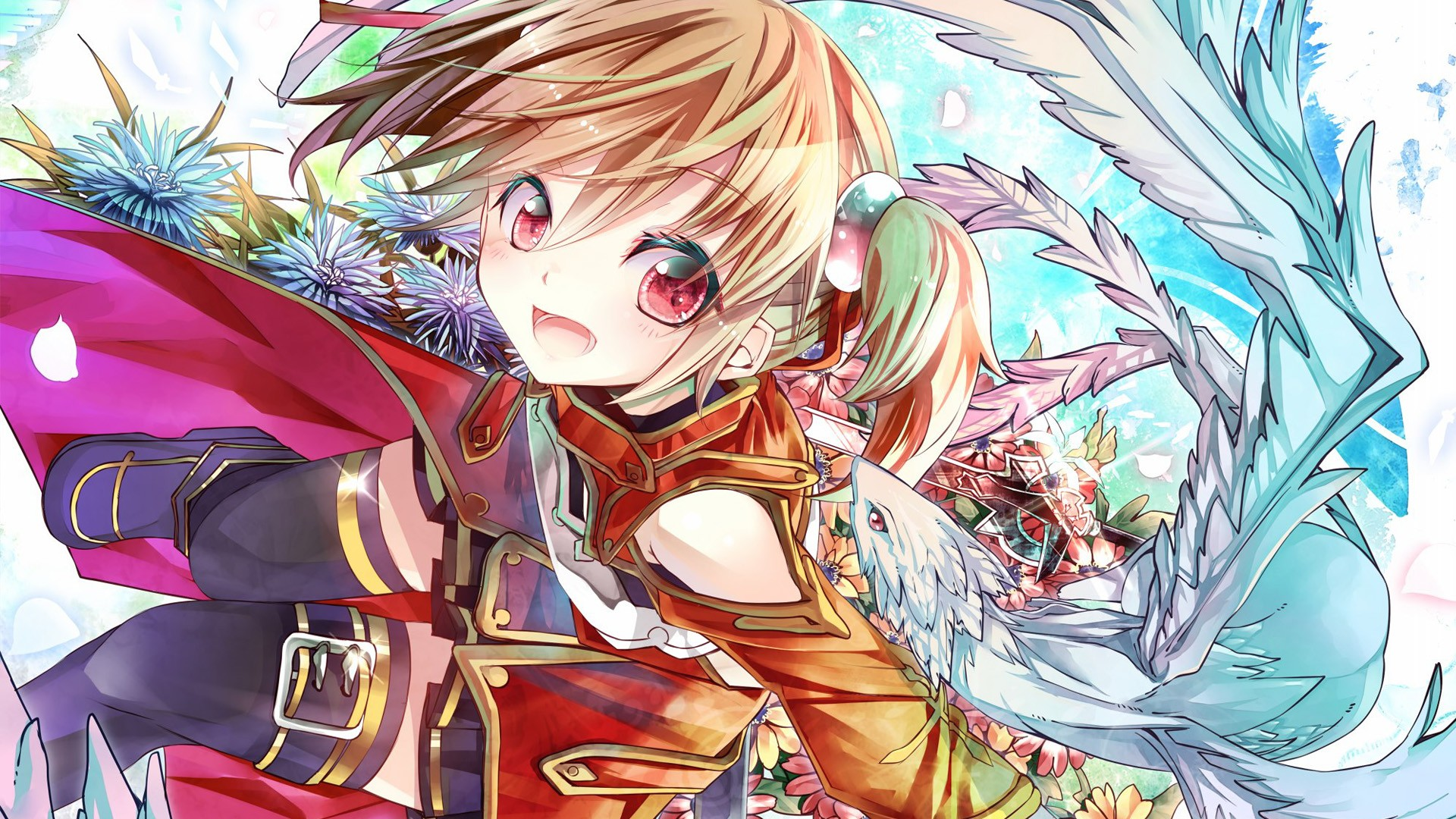 Anime Manga Wallpapers Full HD Download 1920x1080