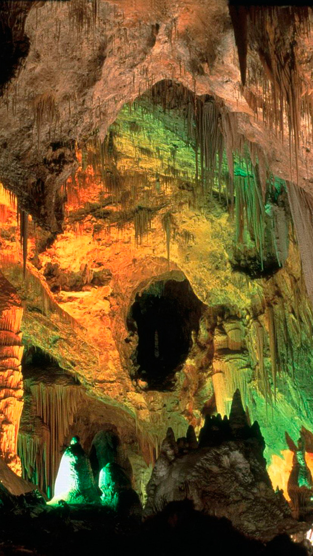 Carlsbad Caverns National Park wallpapers Apps 148Apps 640x1136