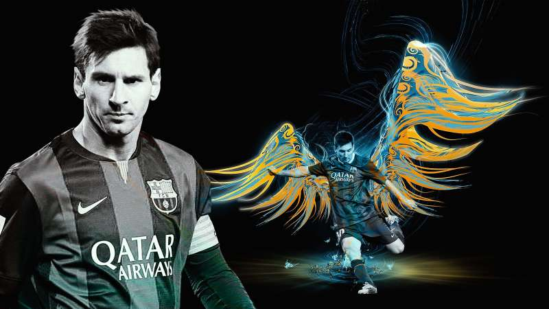 Lionel Messi HD wallpapers 800x450