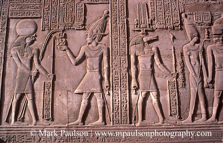Egyptian Wallpaper Border Wall carvings luxor egypt 750x483
