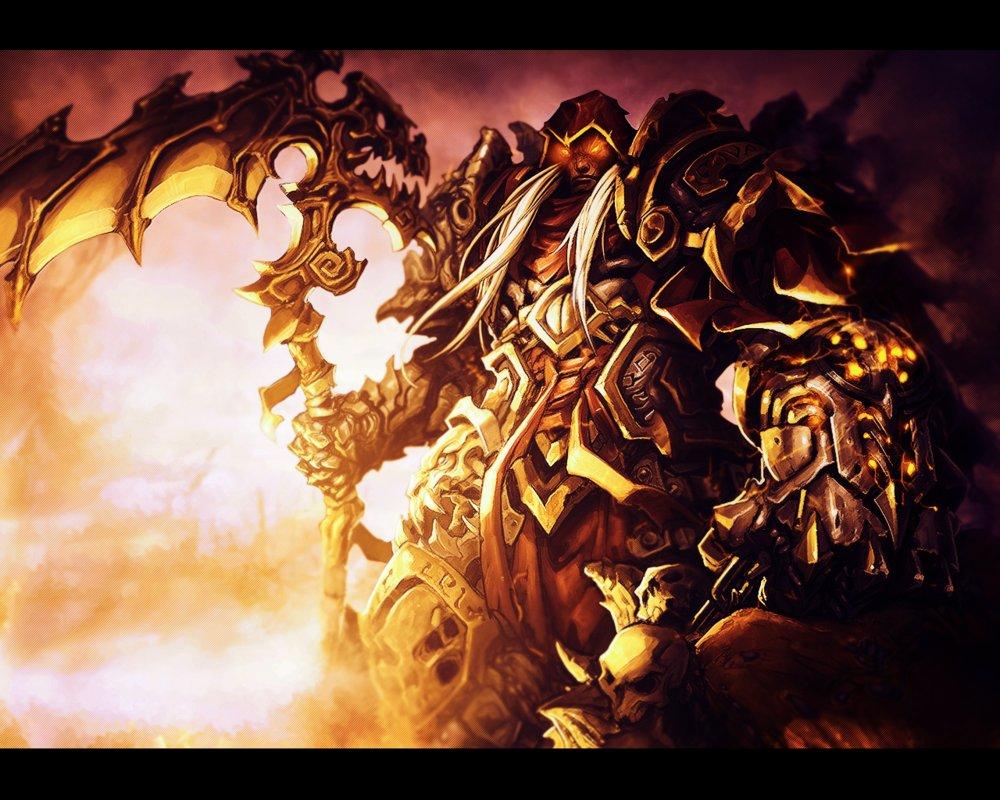 Darksiders Wallpaper 1280x1024 by ALFDCLXVI 1000x800