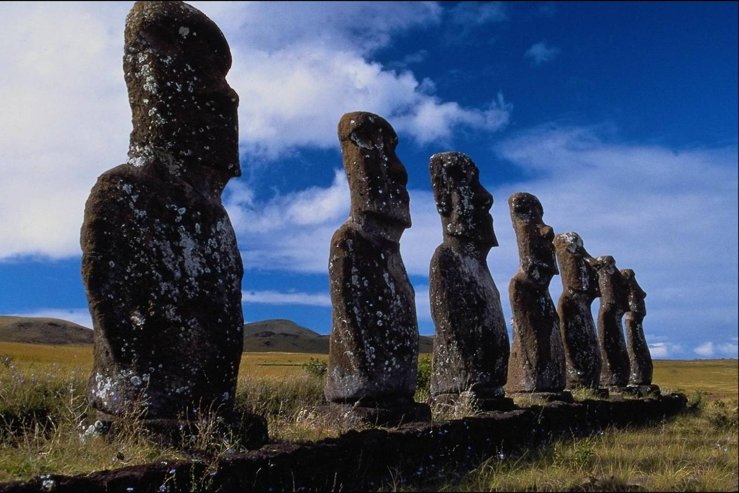 Easter Island Wallpaper 1500x1000