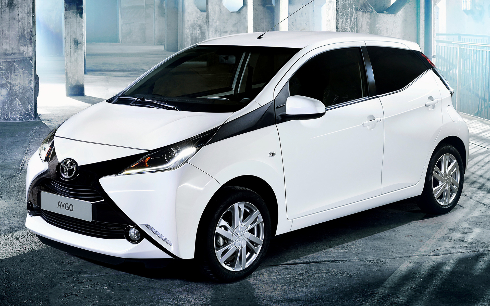 2014 Toyota Aygo x play 5 door   Wallpapers and HD Images Car Pixel 1920x1200