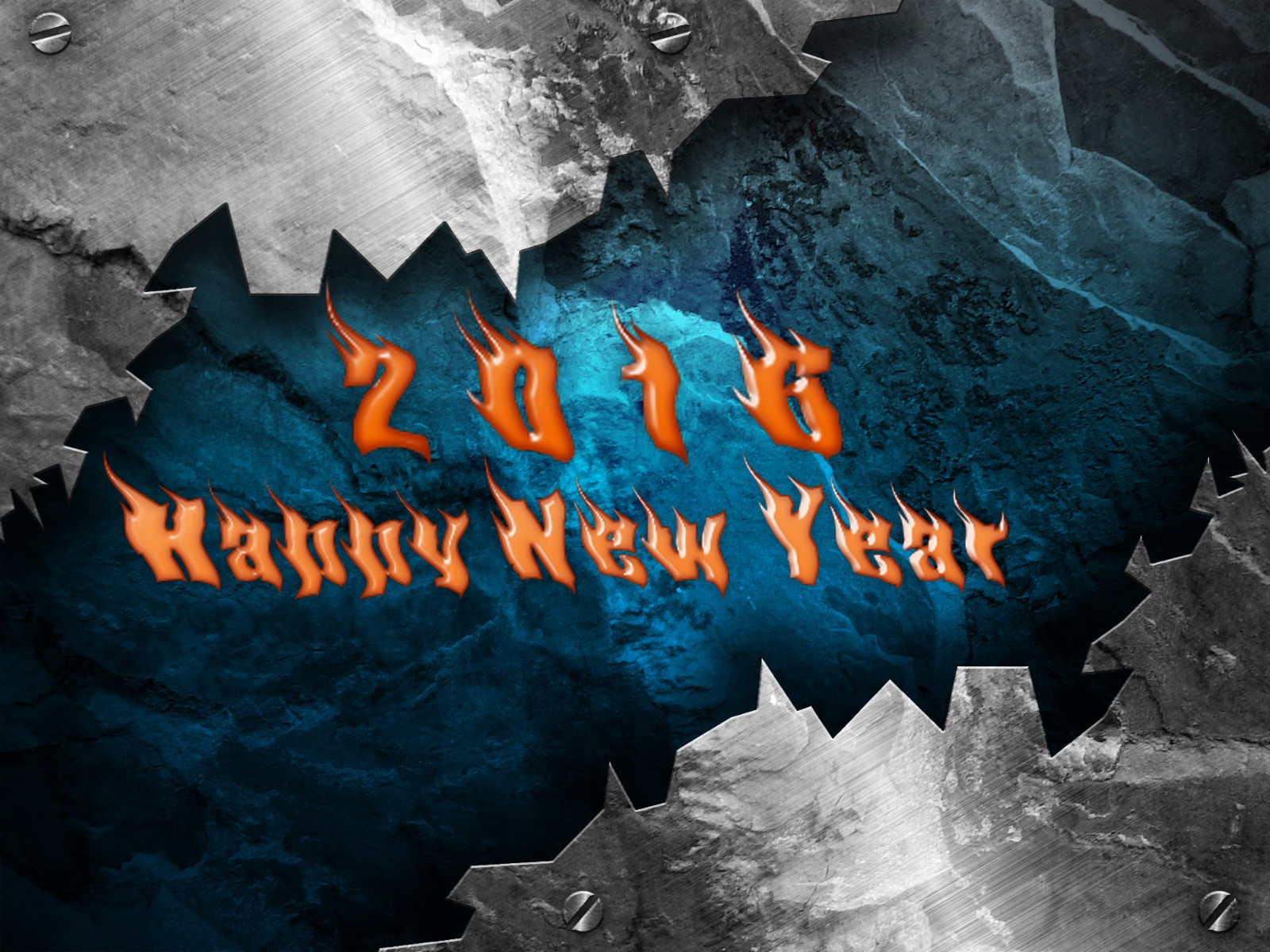 WelCome New Year 2016 HD Wallpaper   New HD Wallpapers 1600x1200