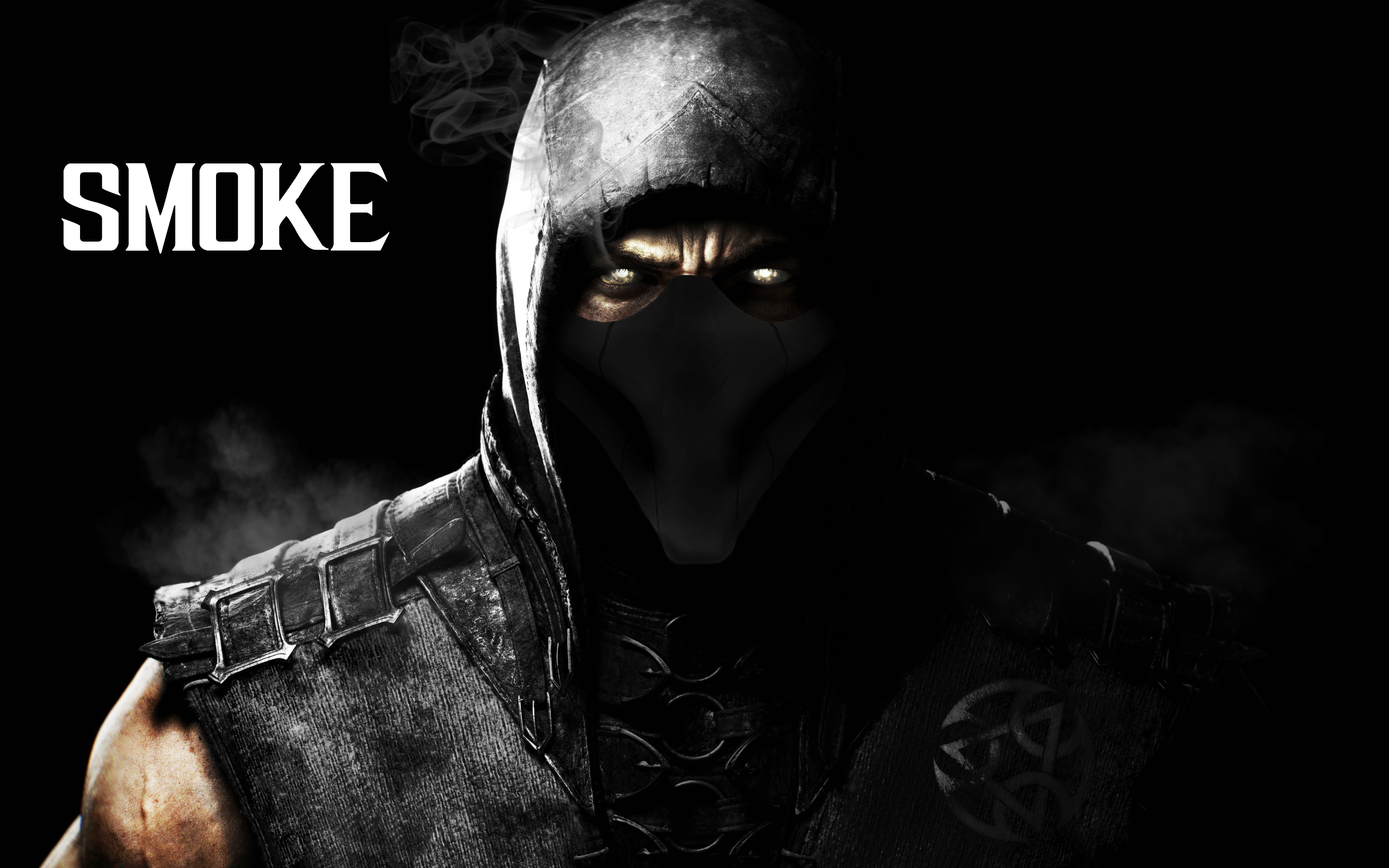 46 Mortal Kombat X Smoke Wallpaper On Wallpapersafari