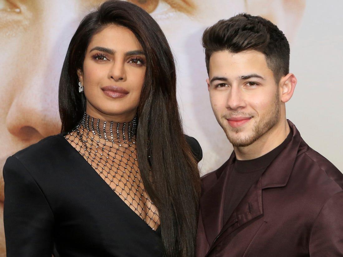 Priyanka Chopra says her and Nick Jonas wedding was very 1100x825