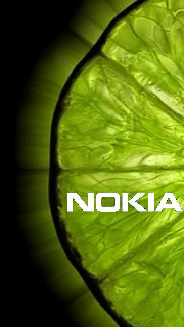 Nokia And Orange Mobile Phone Wallpapers 360x640 Hd Wallpaper For My 360x640