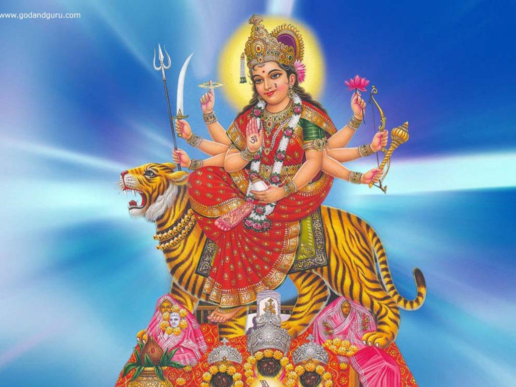 Hindu God and Goddess Wallpapers   2 Photos Galaxy   HD 1024x768