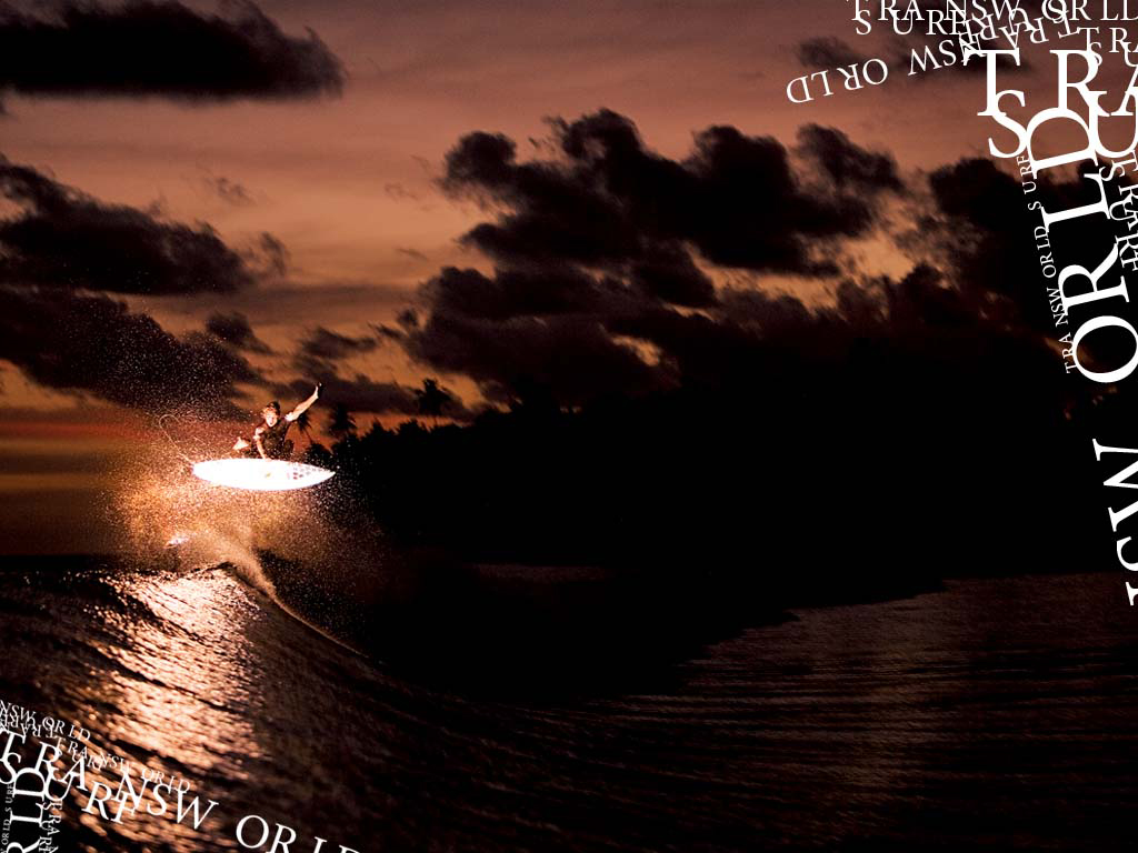 Transworld Surf Wallpapers Dusk Transworld Surf HD Wallpapers 1024x768