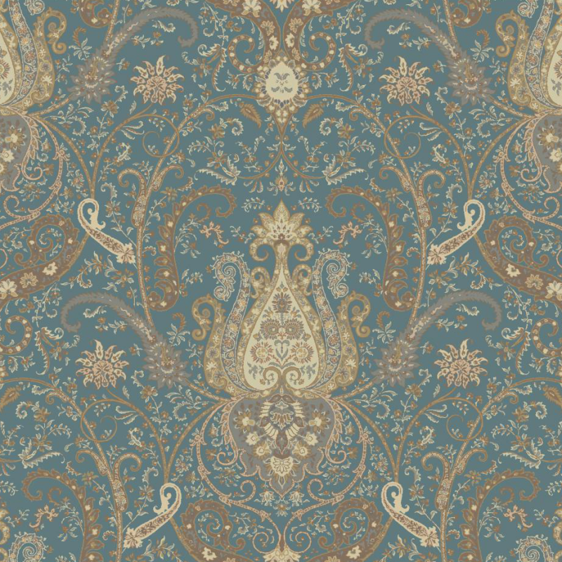 Wallpaper Damask Byzance Wallpaper 800x800