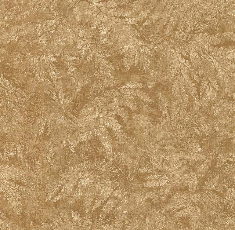 Norwall Zen Leaves on Brown Wallpaper ZN28050 eBay 770x753