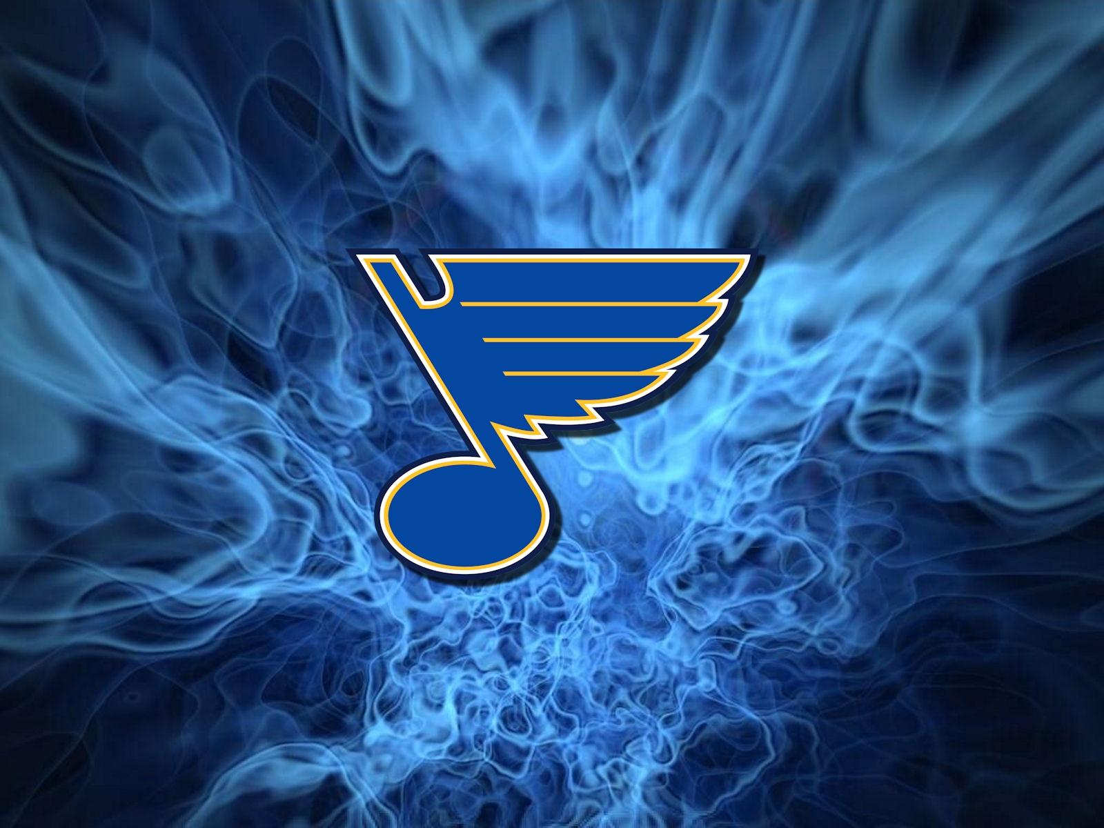 st louis blues team logo hd view st louis blues hockey logo view st 1600x1200