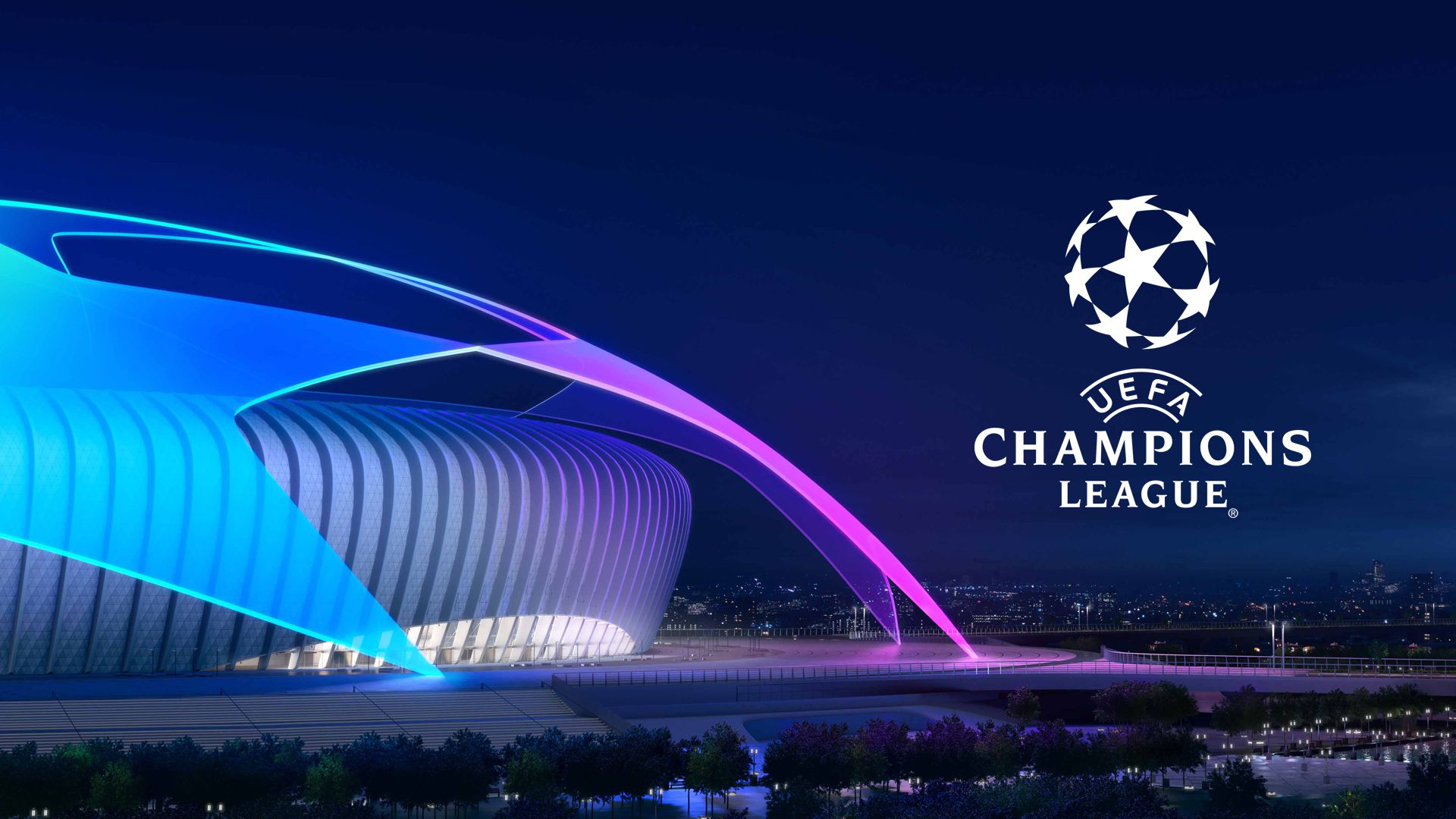 UEFA unveiled 2018 2021 Champions League rebranding 1920x1080