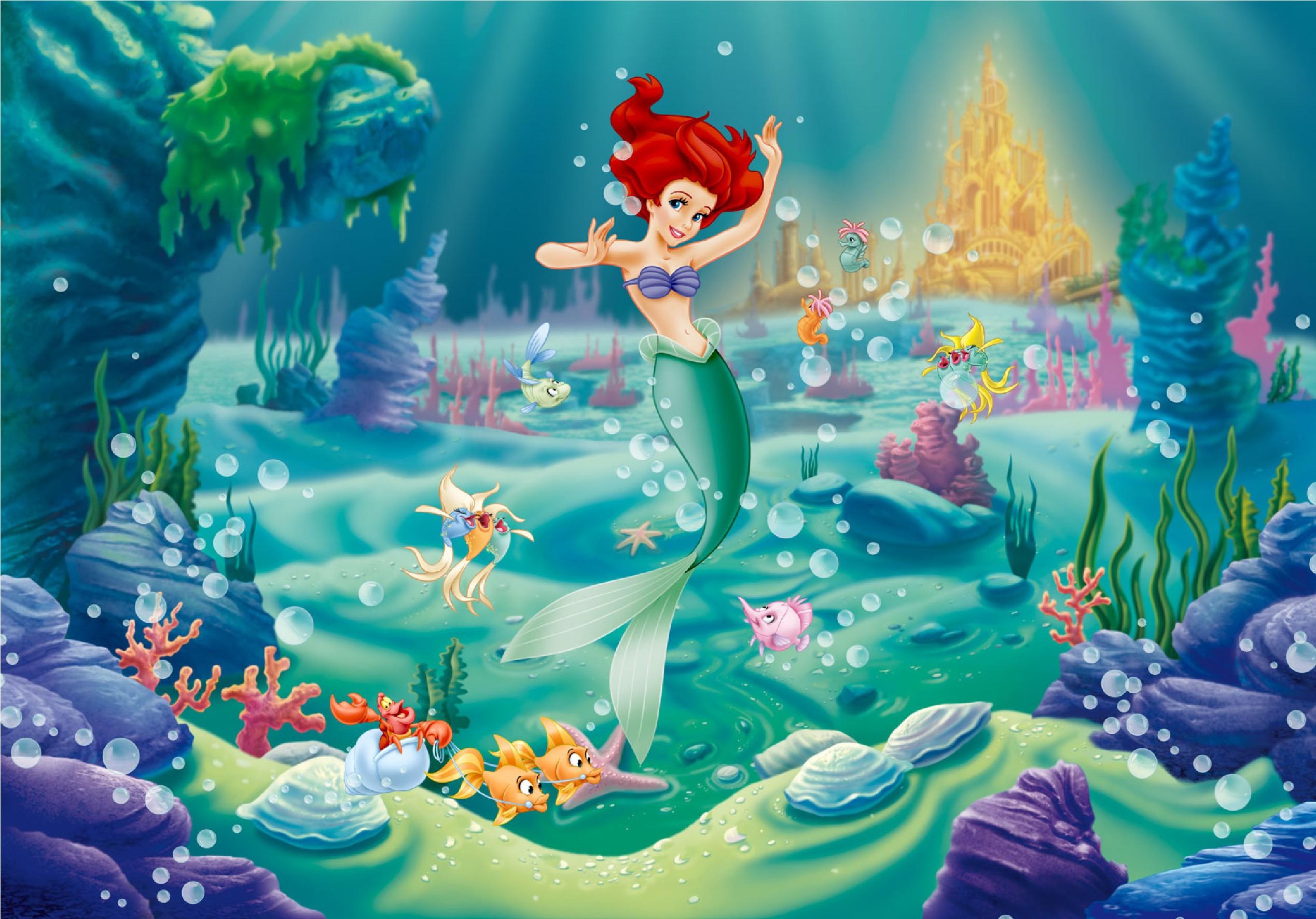 little mermaid images - HD2537×1771