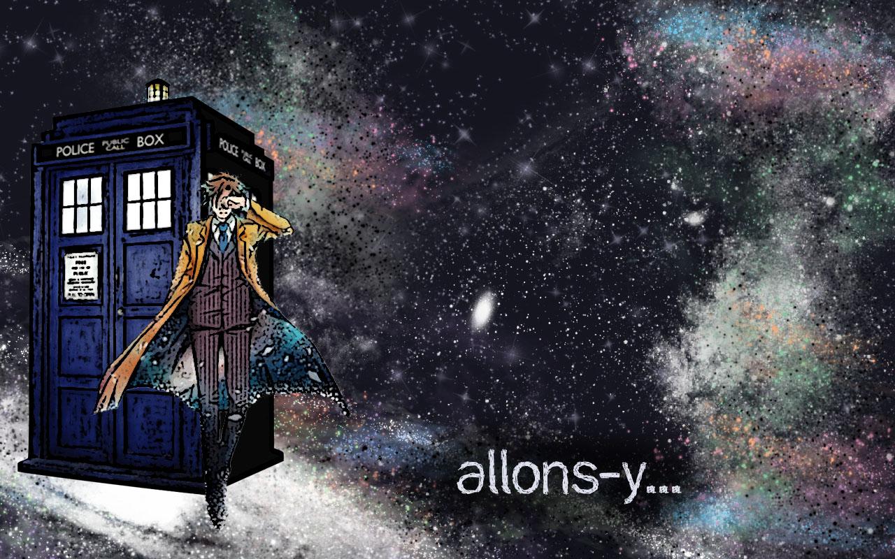 Doctor Who HD Desktop Wallpaper