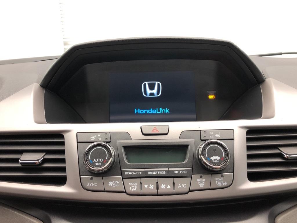 Pre Owned 2016 Honda Odyssey EX L 4D Passenger Van Cicero WT35737 1024x768