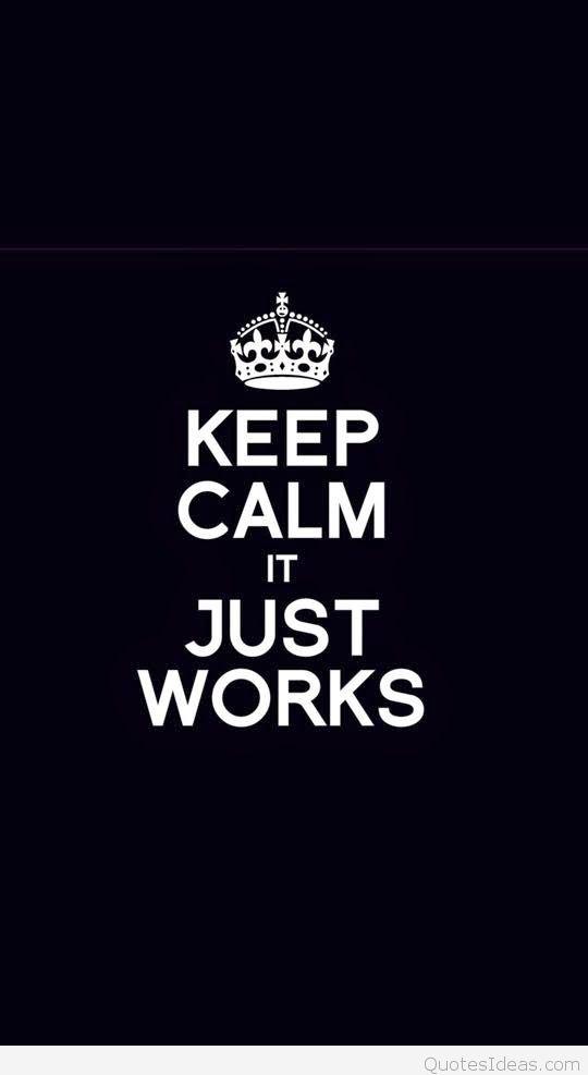 Keep Calm Quotes   Keep Calm 602350   HD Wallpaper 540x987