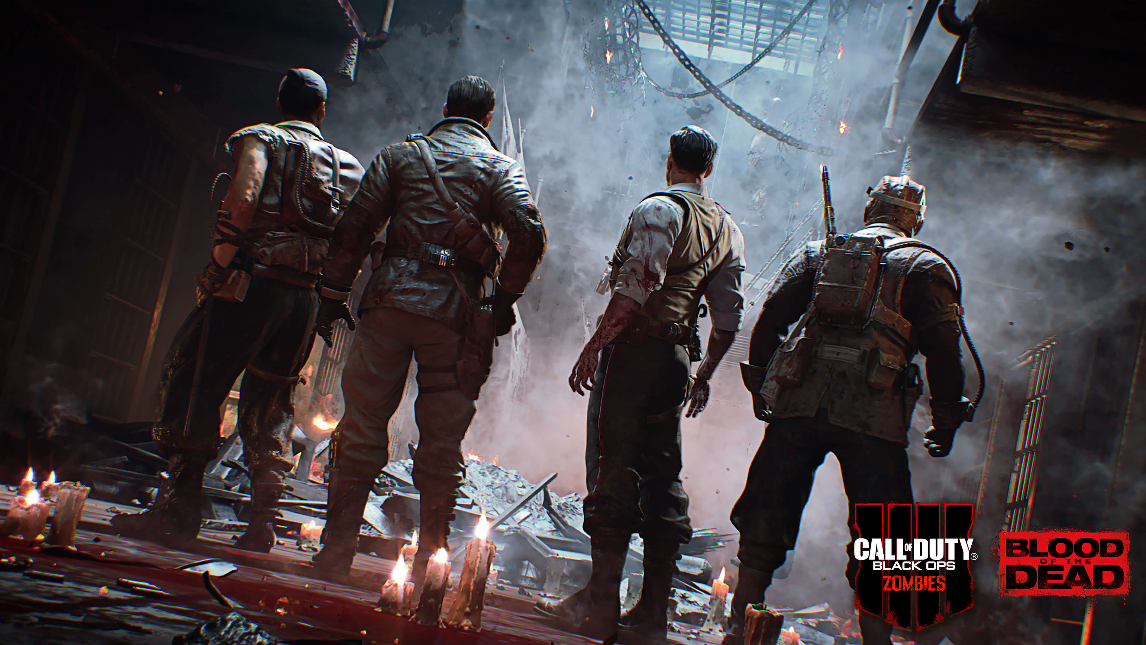 Free Download Call Of Duty Black Ops 4 Zombies Hd Wallpaper 65565