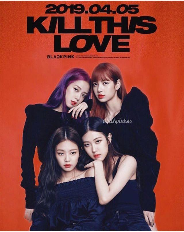 Unduh 500 Wallpaper Blackpink Hd Kill This Love HD Gratis