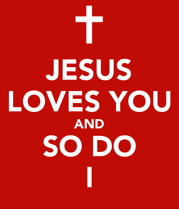 Jesus Loves You Wallpaper - WallpaperSafari  Jesus Loves You...