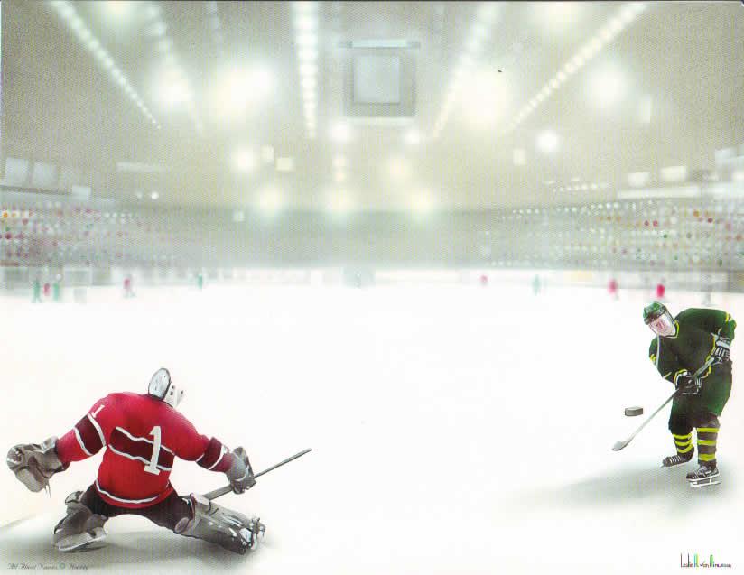 фоторамки спорт хоккей самых