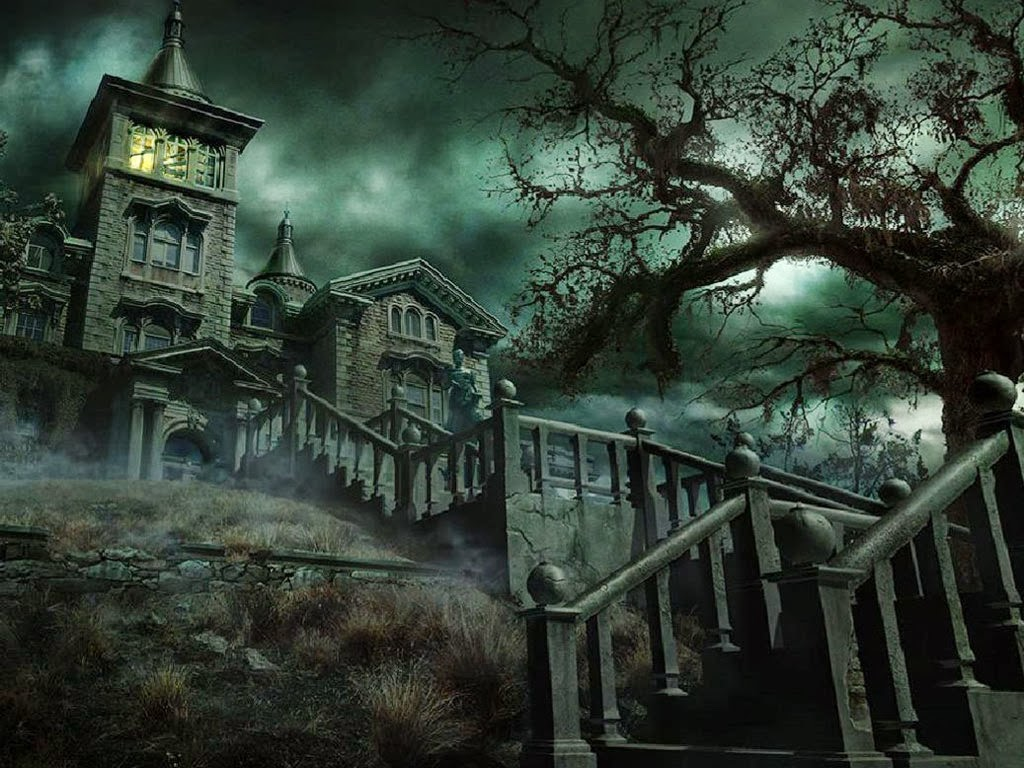 RETRO KIMMERS BLOG COOLEST HAUNTED CASTLES AND HOUSES 1024x768
