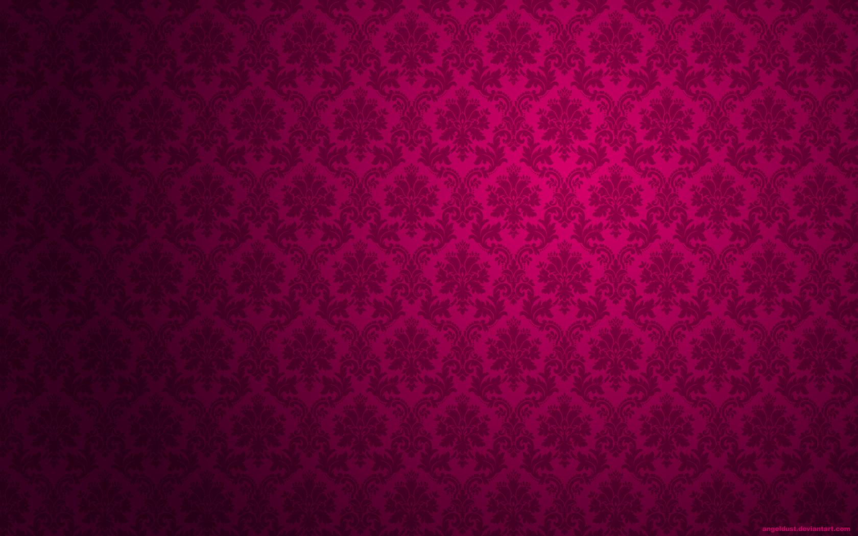 damask floral design wallpaper by angeldust customization wallpaper 1680x1050