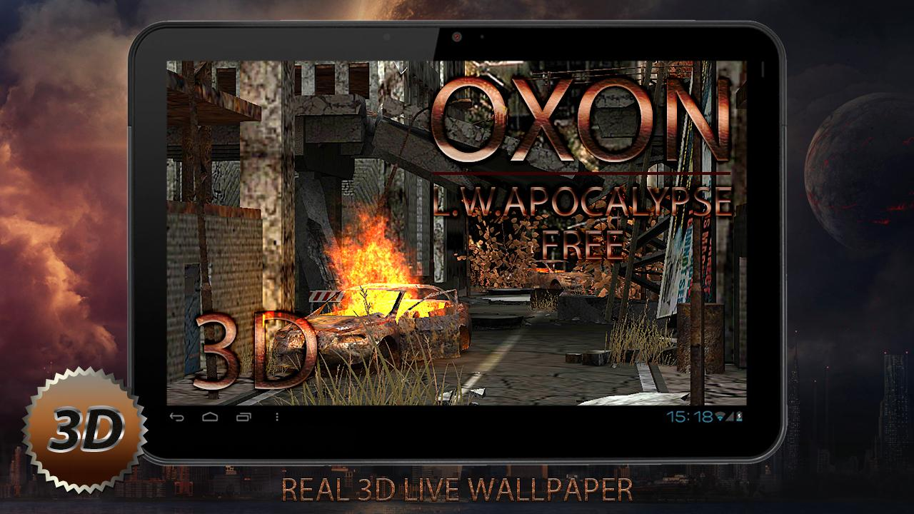 Apocalypse 3D Live Wallpaper 10 Apps for Android 1280x720