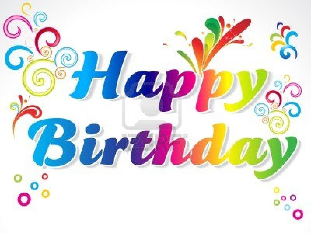 best Happy Birthday Wallpaper With Resolutions 1200900 Pixel 1200x900