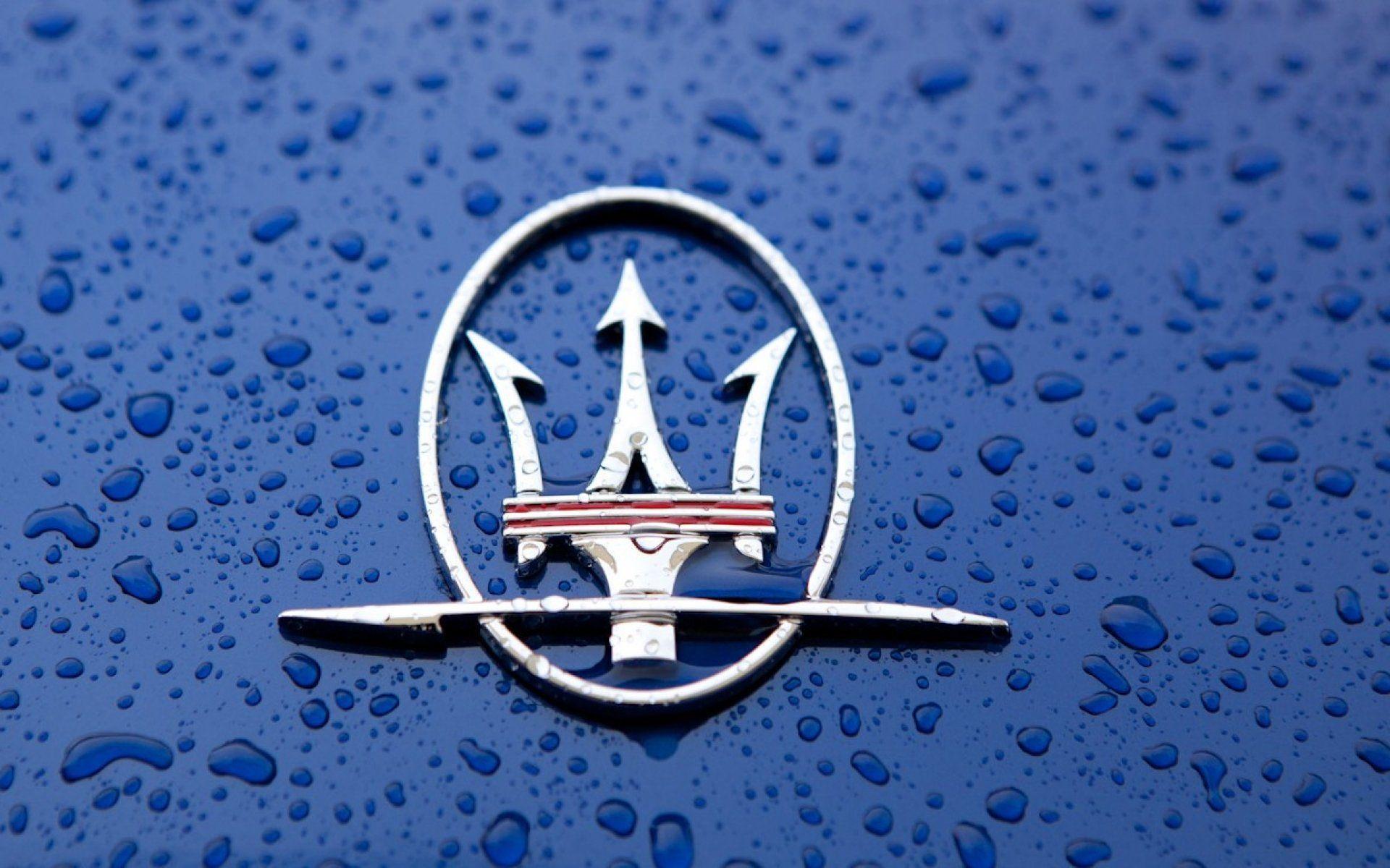 Maserati Car Logo HD Wallpapers   Top Maserati Car Logo HD 1920x1200